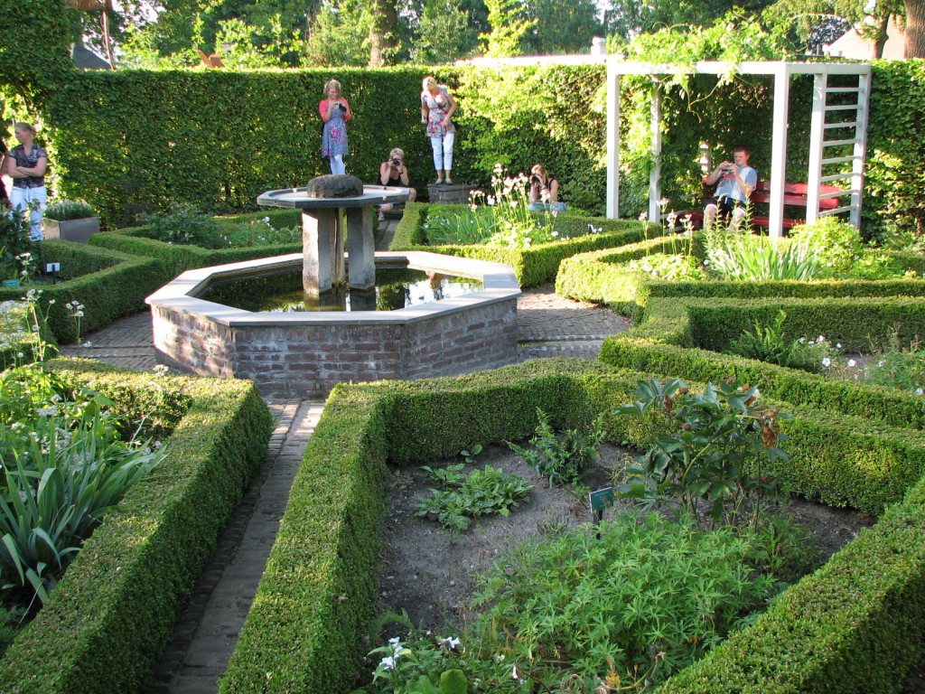 kruidige workshops bij botanische tuin de kruidhof de