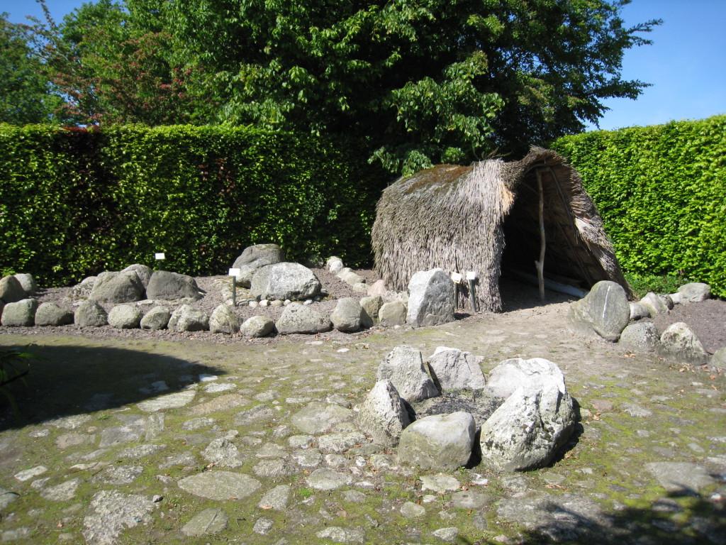 prehistorische hof