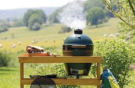 Barbecue bij het Tuincafe De Kruidhof