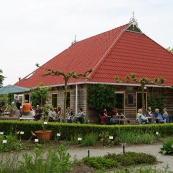 terras Tuincafe De Kruidhof
