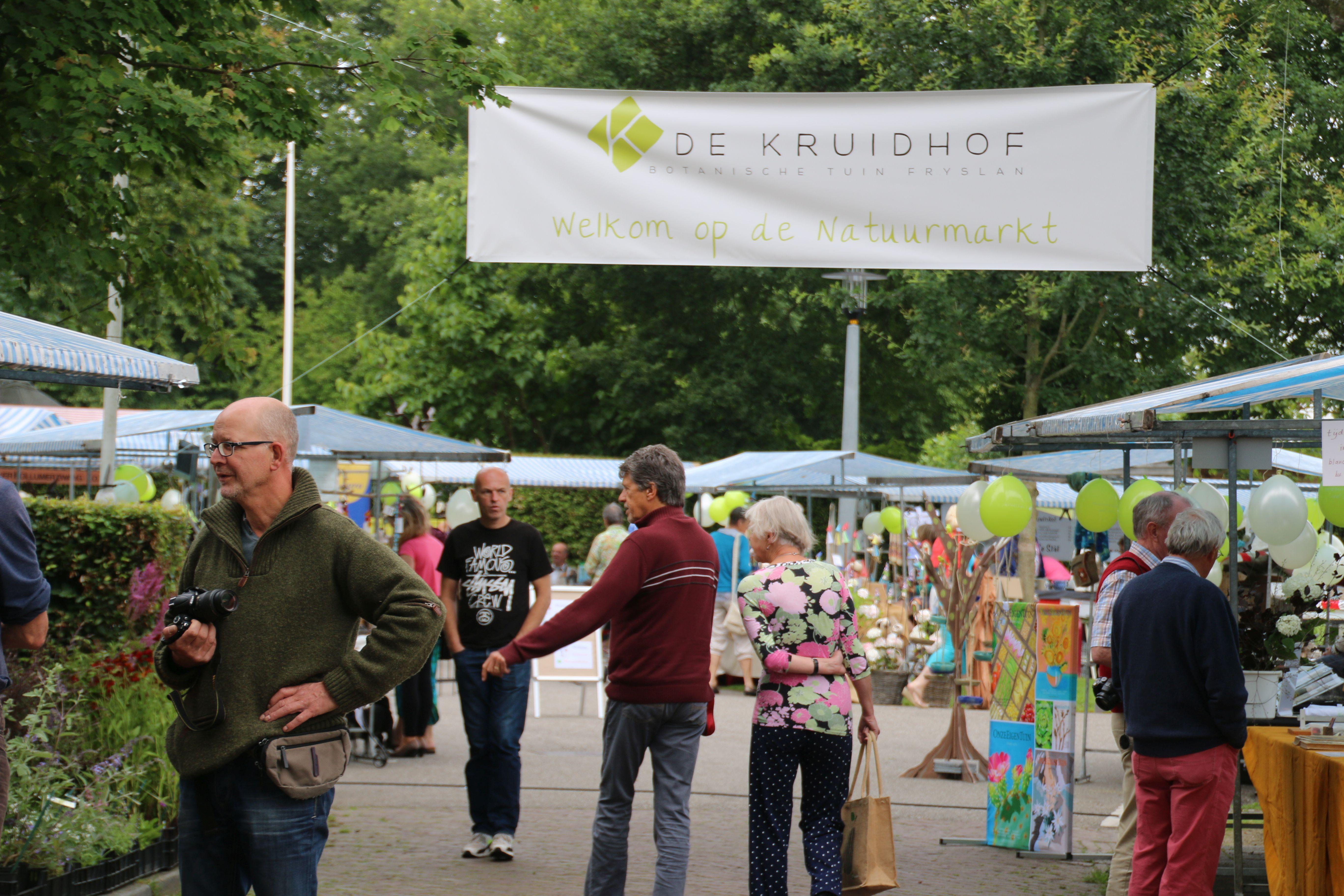 Natuurmarkt en open dag De Kruidhof - GEANNULEERD